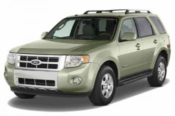 Ford Escape Hybrid 2010